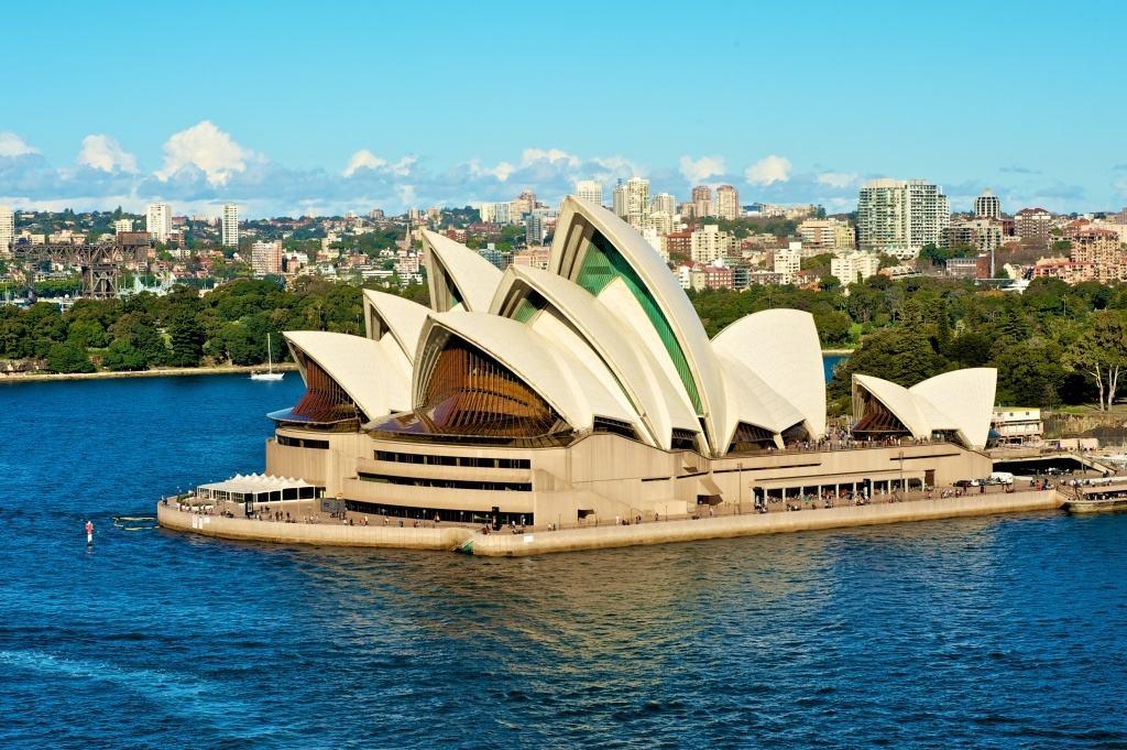 A Sydney Operaház - Nadezda Zavitaeva