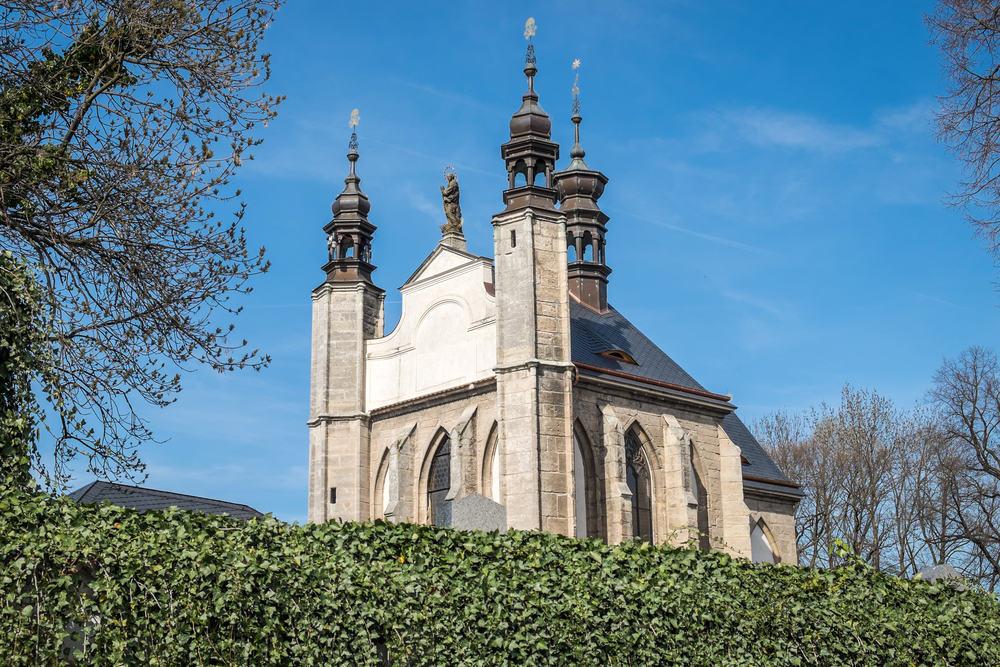 A Sedleci Csontházat rejtő templom