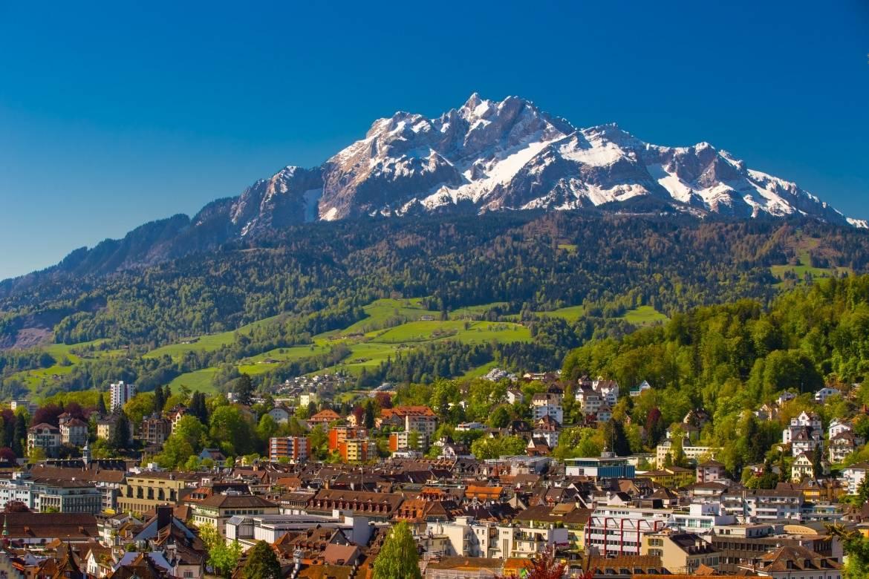 A Pilatus-hegy és Luzern  ddb195ba50