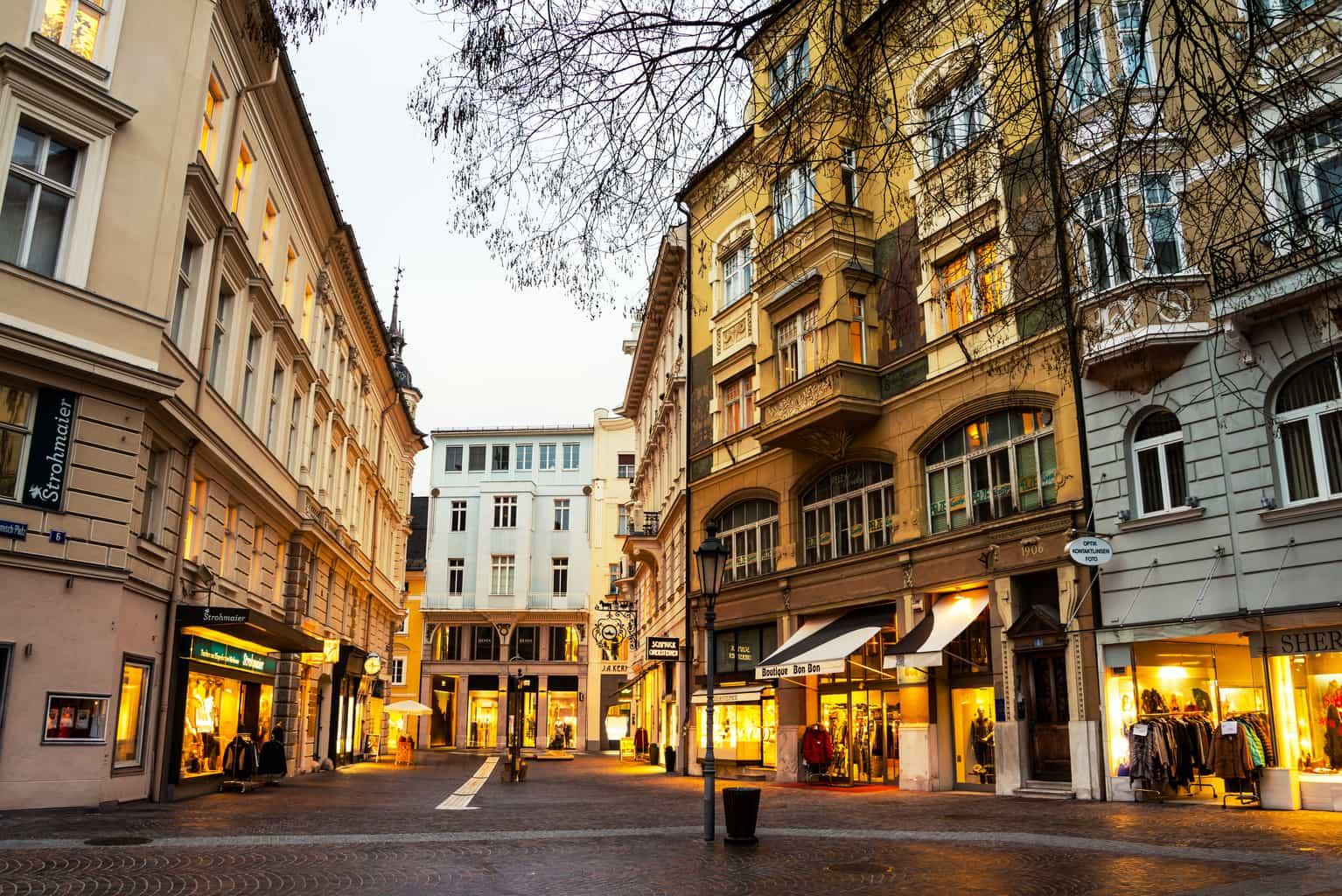egyetlen lakás salzburg város)