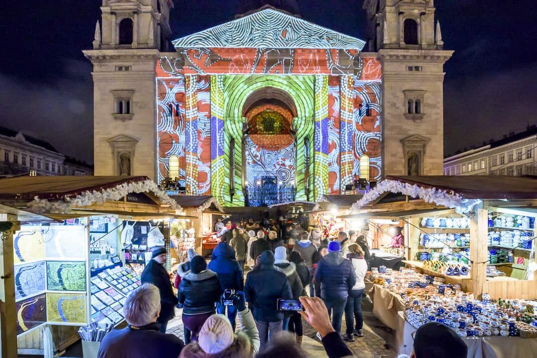 Az adventi vásár új dimenziója a Bazilikánál  076283545a